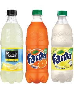 Fanta® or Minute Maid® image