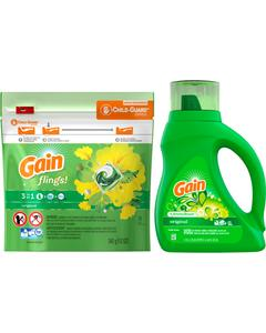 Gain Washing Machine Cleaner image