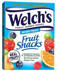 Welch's® Snacks image