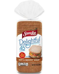 Sara Lee Honey Wheat, Whole Wheat, Butter or Delightful Breads