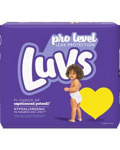 Luvs Diapers-Wipes