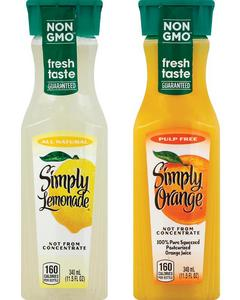 Simply Juice, 11.5 oz.