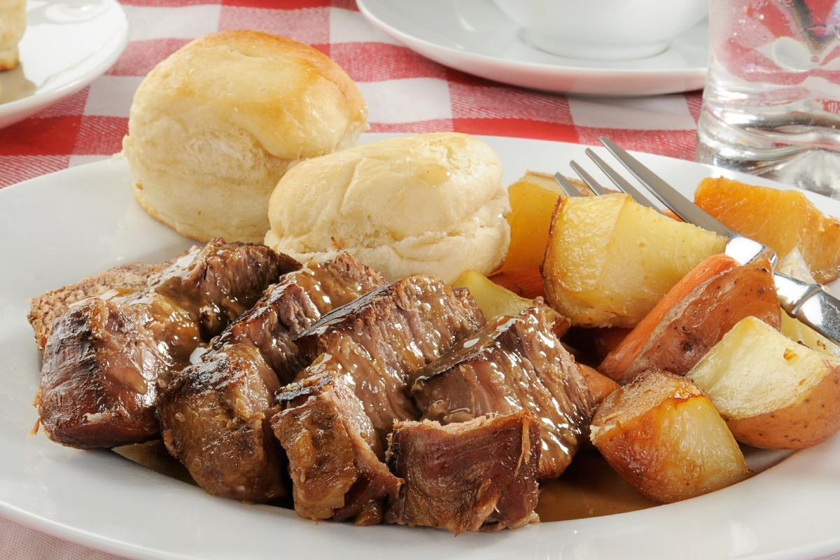 19. Awesome Slow Cooker Pot Roast