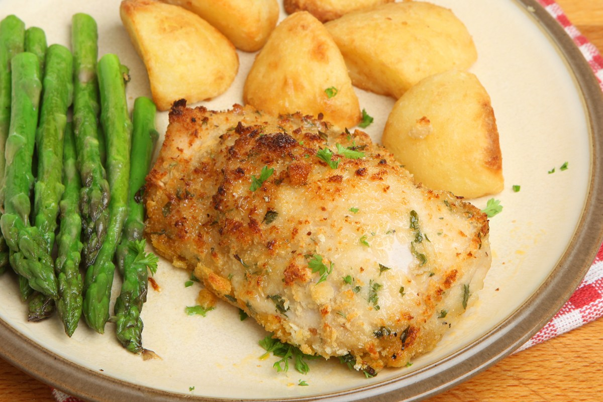 Baked Garlic Parmesan Chicken Recipe — Dishmaps