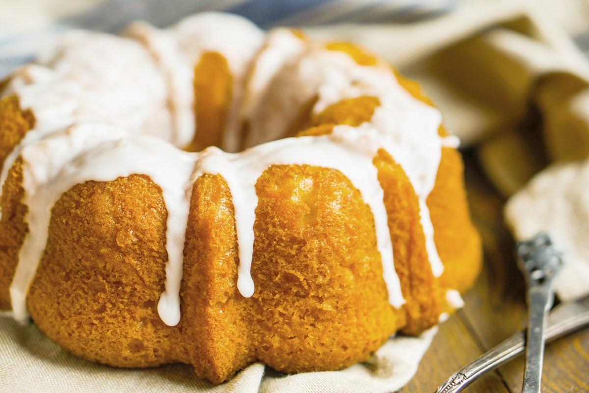 All Recipes Pumpkin Cake Mix
