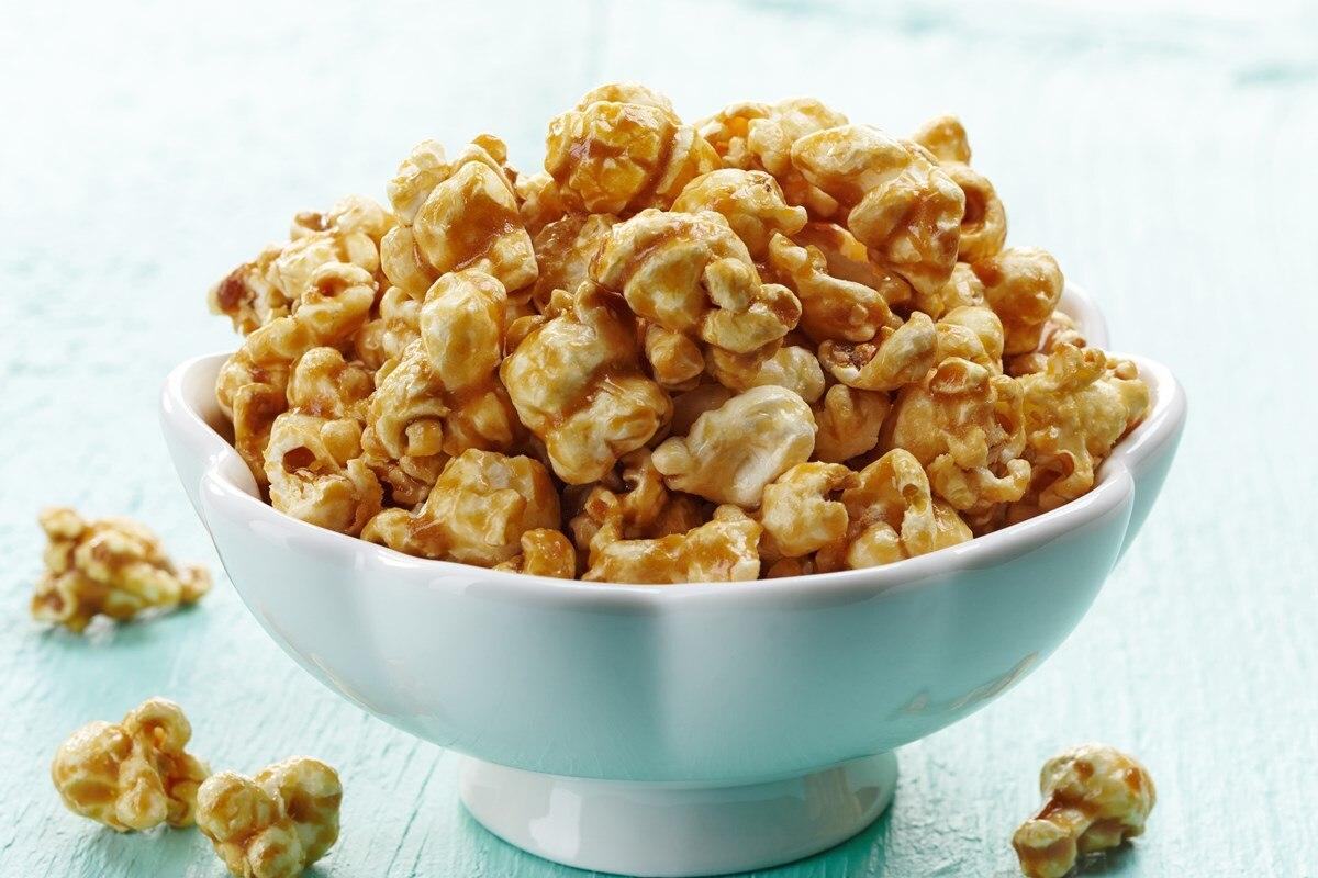 Caramel marshmallow popcorn 24911