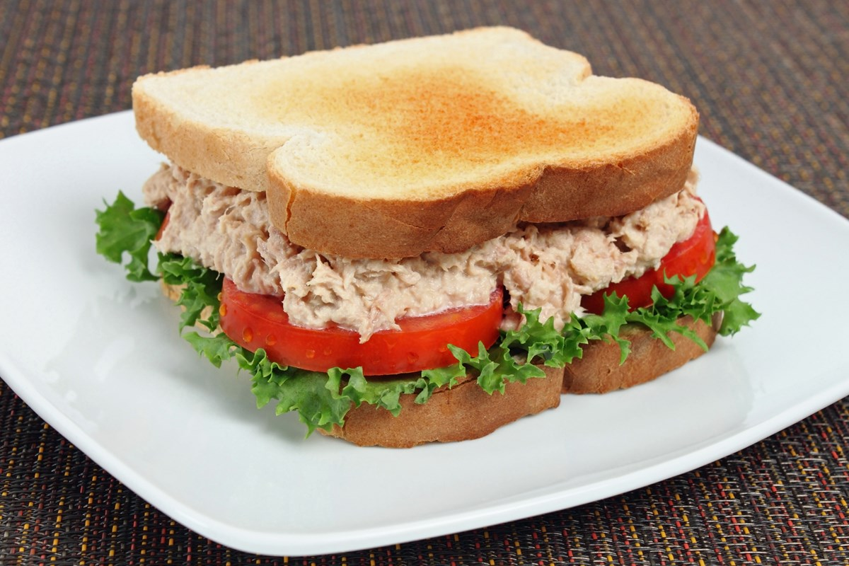 Classic Tuna Salad Sandwiches - KitchMe