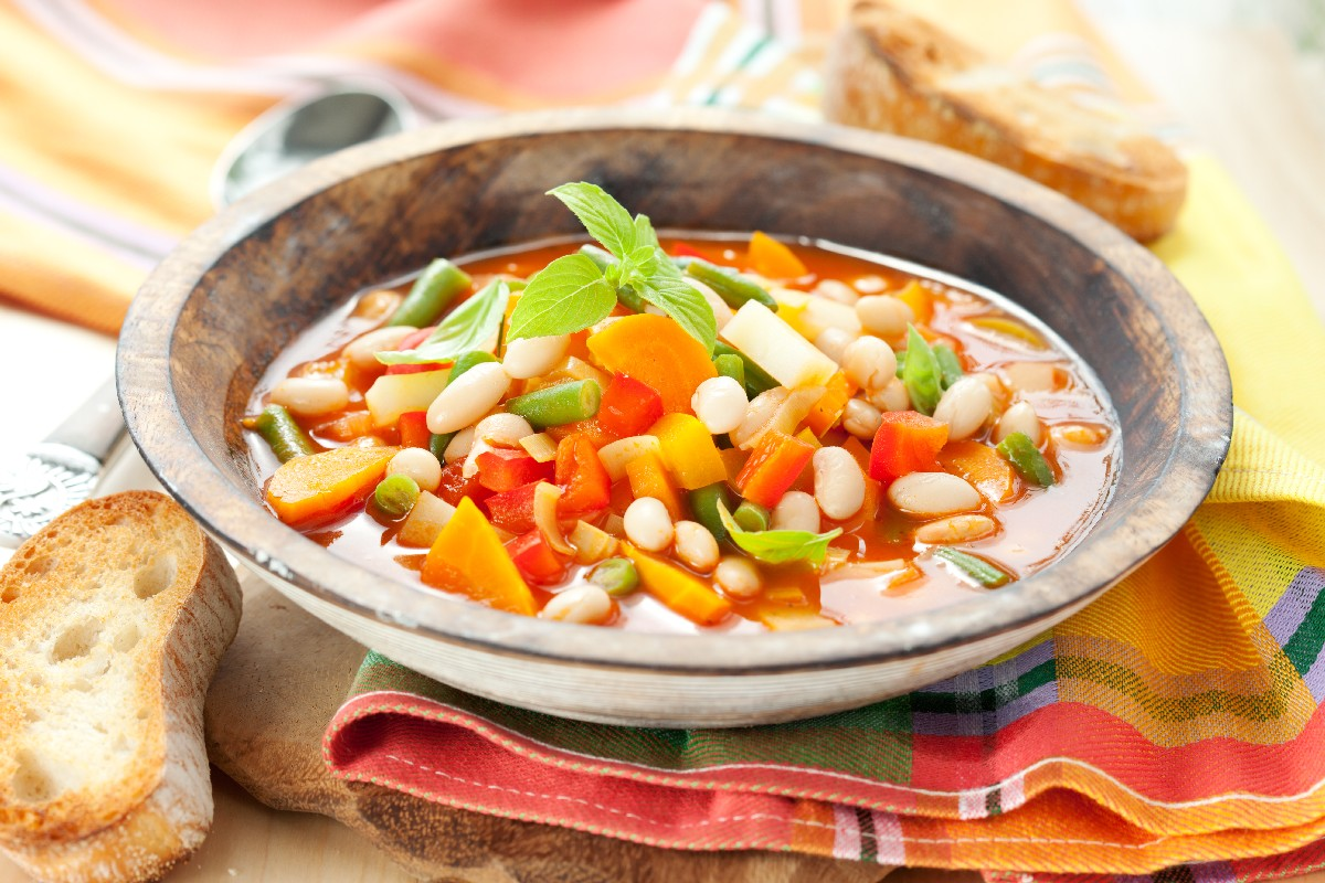 Copycat olive garden minestrone soup by todd wilbur kitchme - Minestrone soup olive garden recipe ...