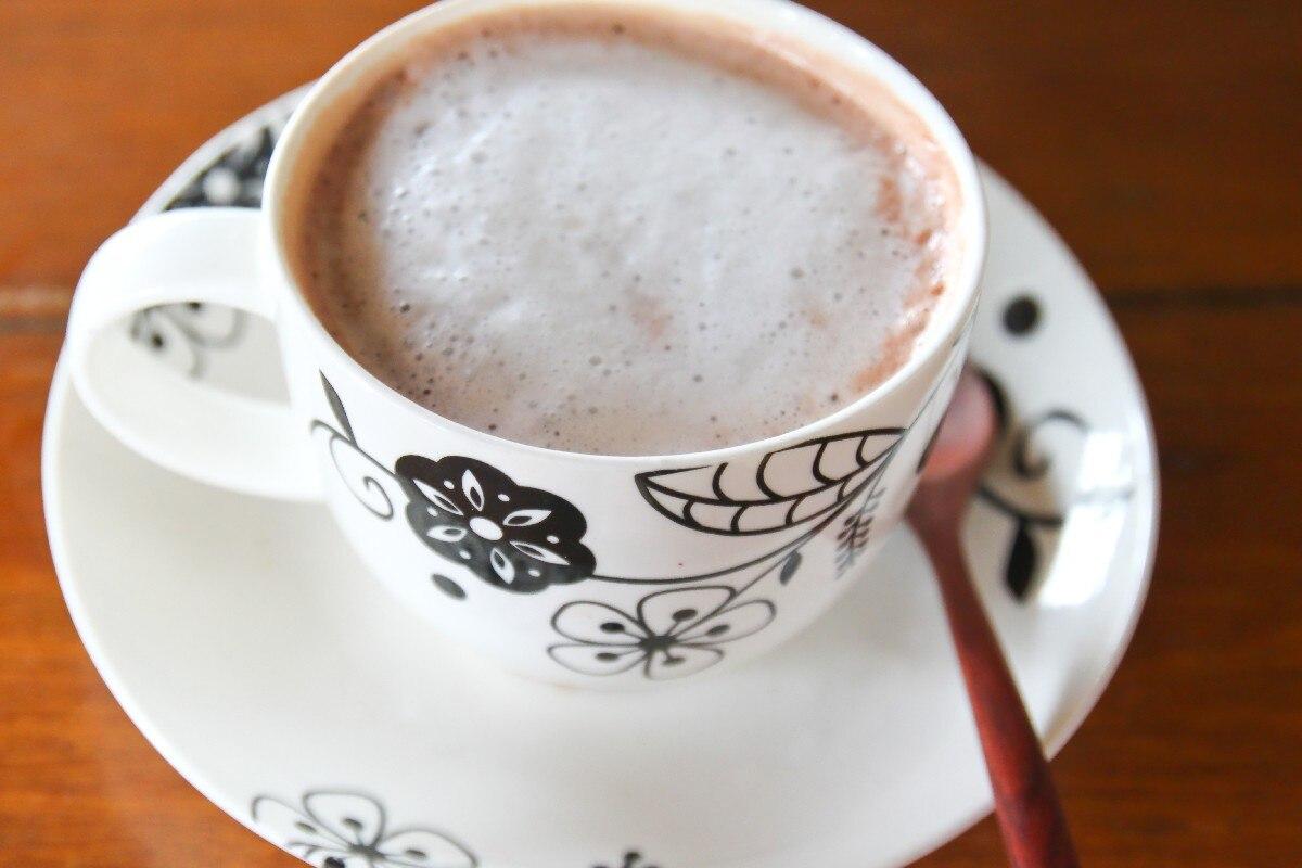 Creamy Hot Cocoa - KitchMe