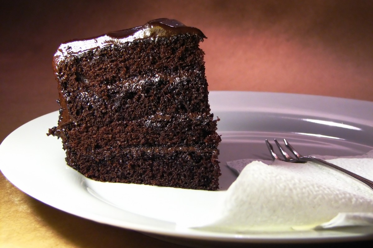 Is Devil Food Cake Dark Chocolate