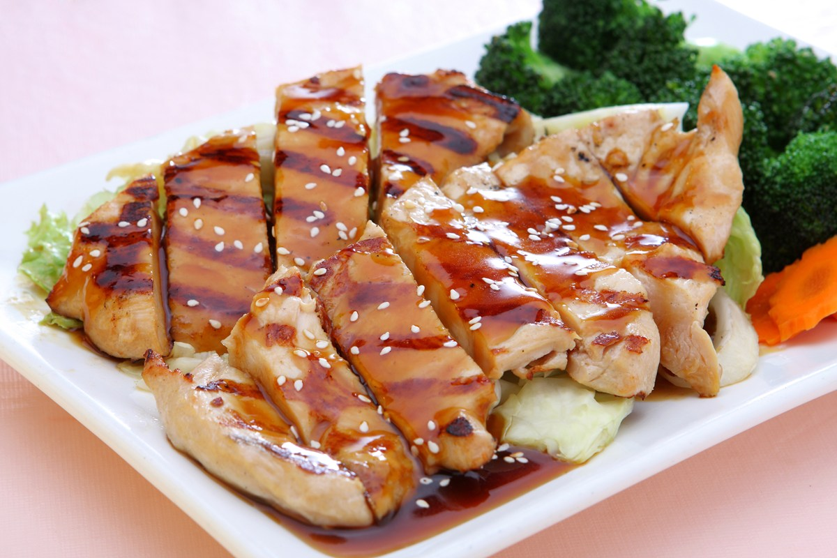 Easy Grilled Chicken Teriyaki - KitchMe