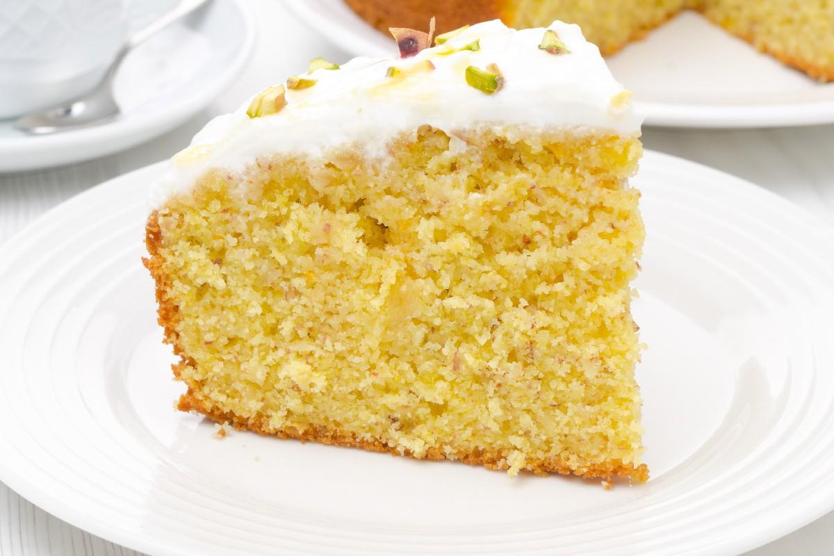 Gluten-Free Yellow Cake - KitchMe