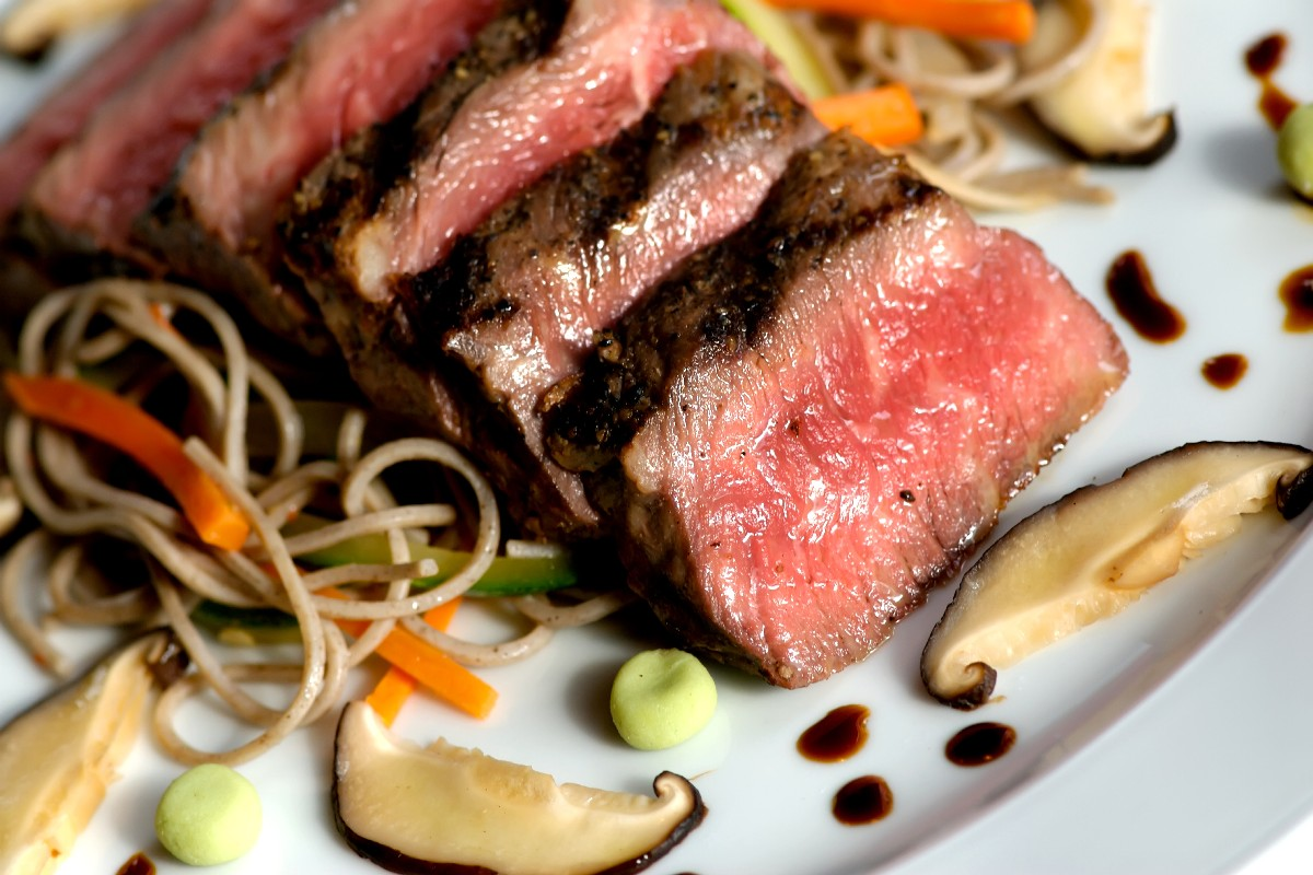 Hanger Steak with Shallots - KitchMe