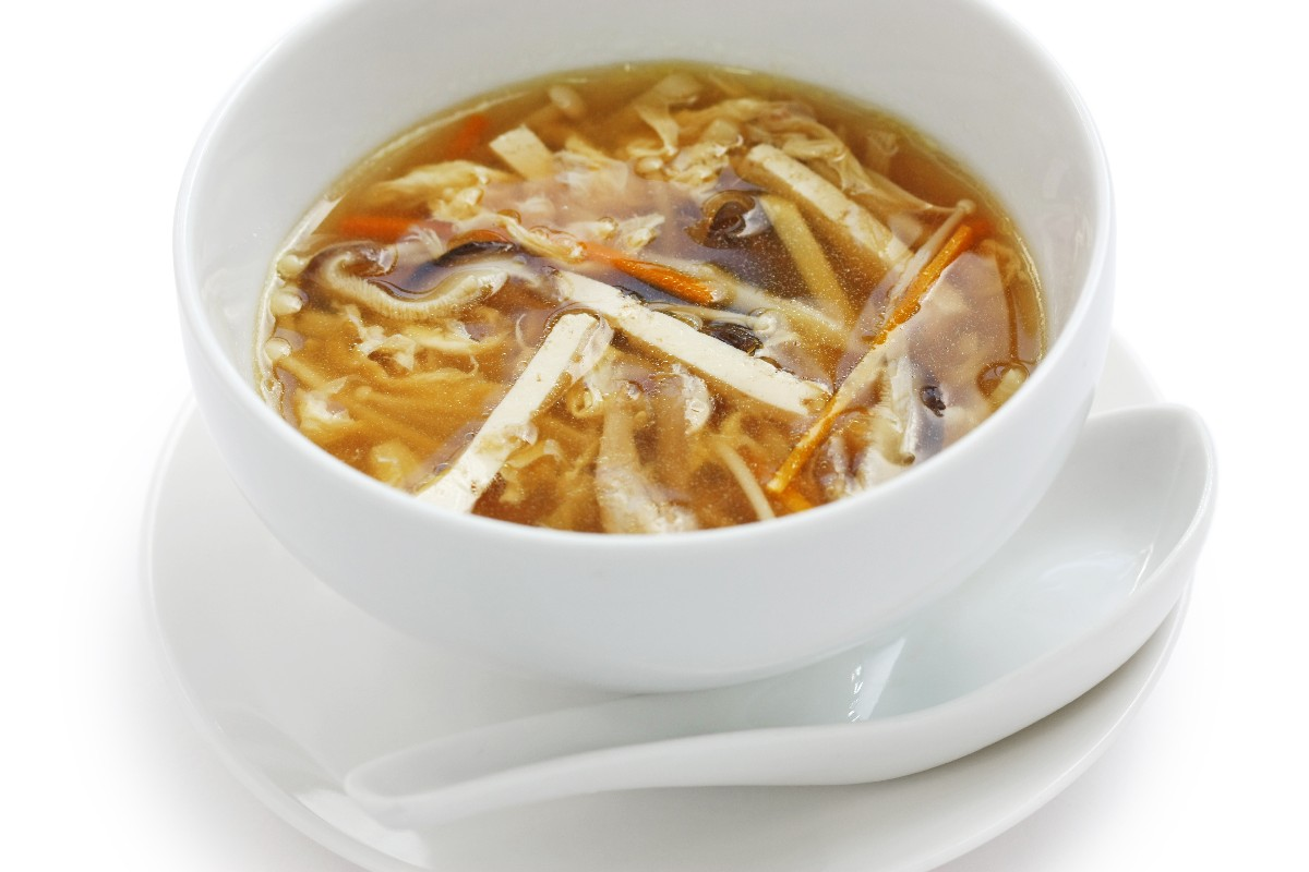 Hot and Sour Soup - KitchMe