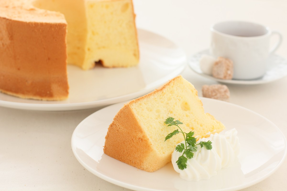 Lemon Sponge Cake Kitchme