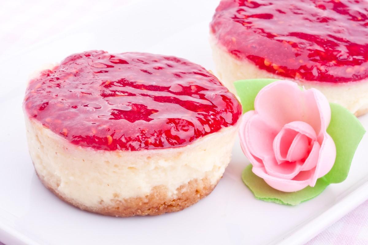 Mini Cheesecakes III - KitchMe