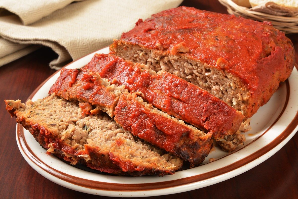 Old Fashioned Meatloaf Kitchme