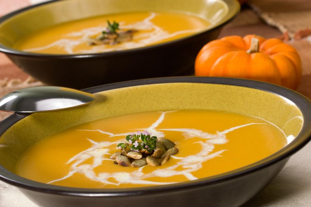 Pumpkin Soup - KitchMe