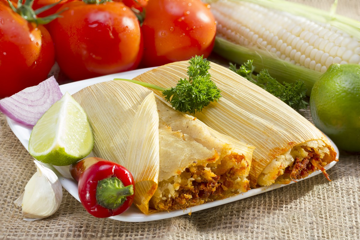 Real Homemade Tamales Recipe — Dishmaps