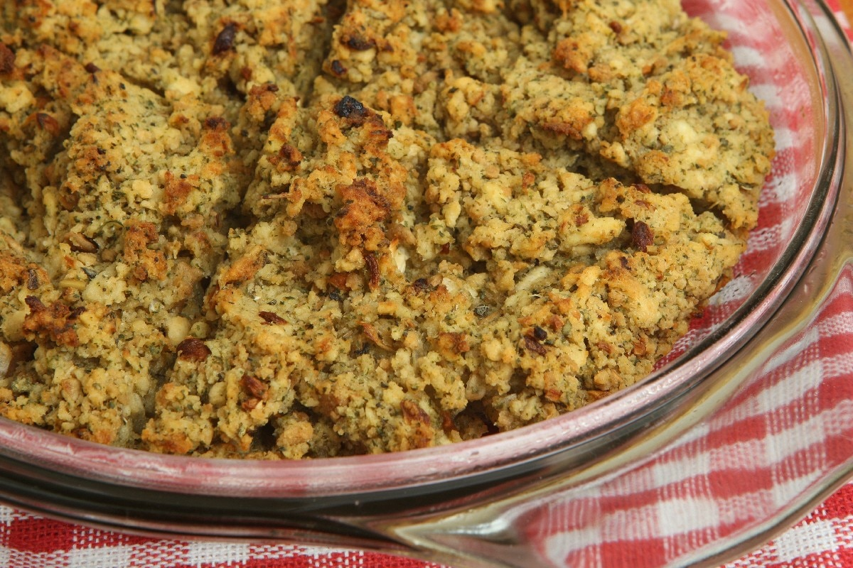 Basic Apple And Sage Stuffing Recipes — Dishmaps