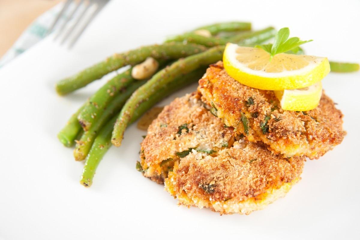Salmon Croquettes - KitchMe