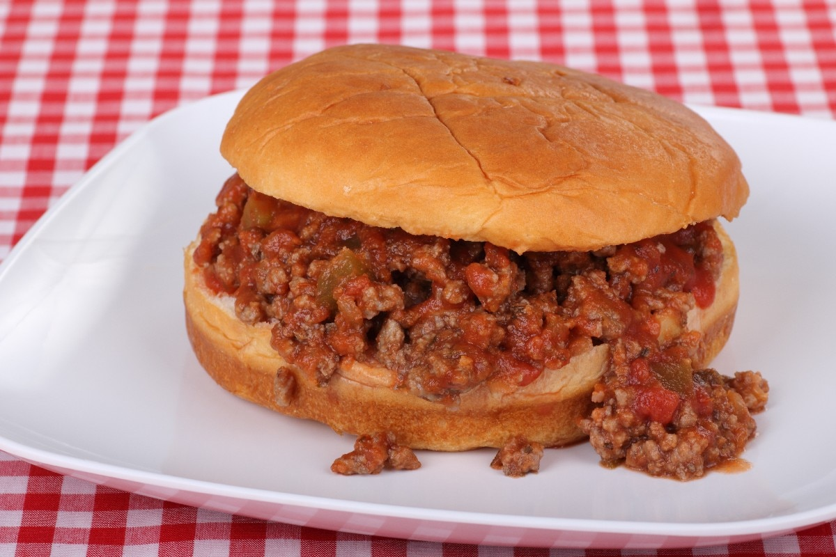 Sloppy Joes II - KitchMe