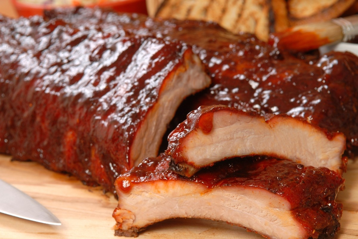 15. Slow Cooker Barbecue Ribs