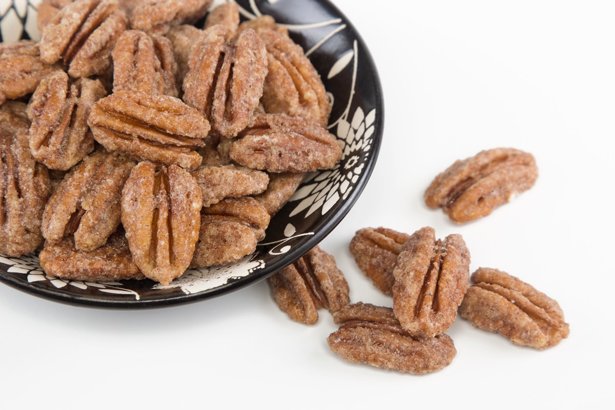 Sugar Coated Pecans - KitchMe