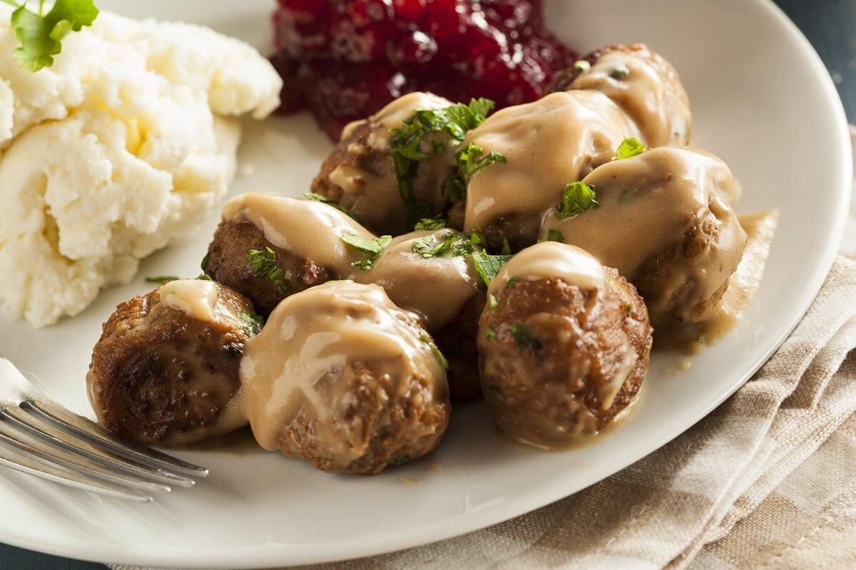 Swedish Meatballs - KitchMe
