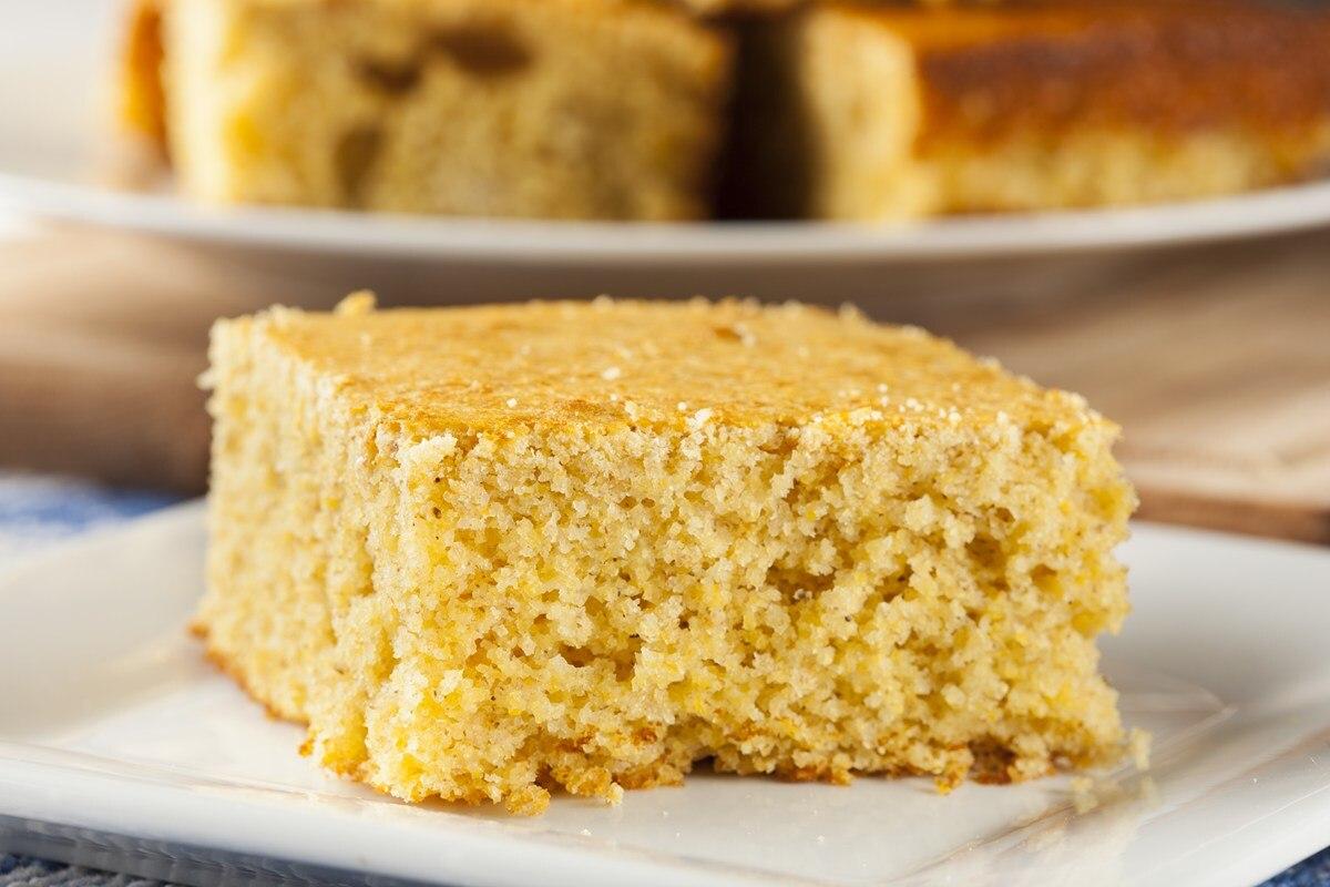 All Recipes Sweet Cornbread Cake