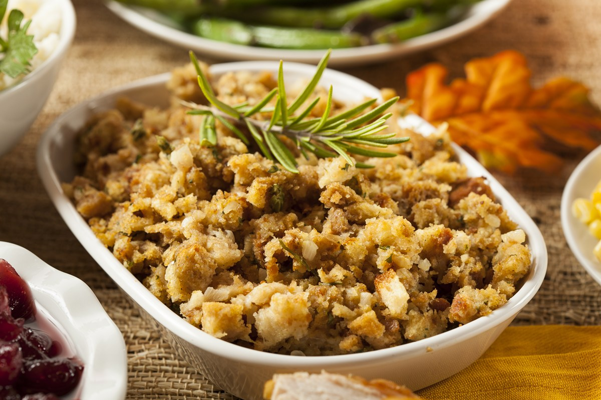Thanksgiving Stuffing (Cheat! Using Stove Top) | KitchMe