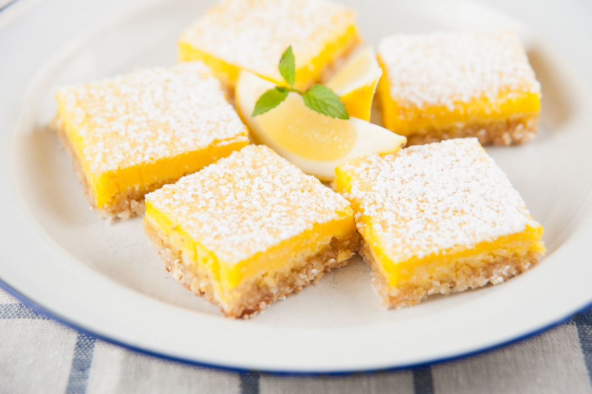 29. The Best Lemon Bars