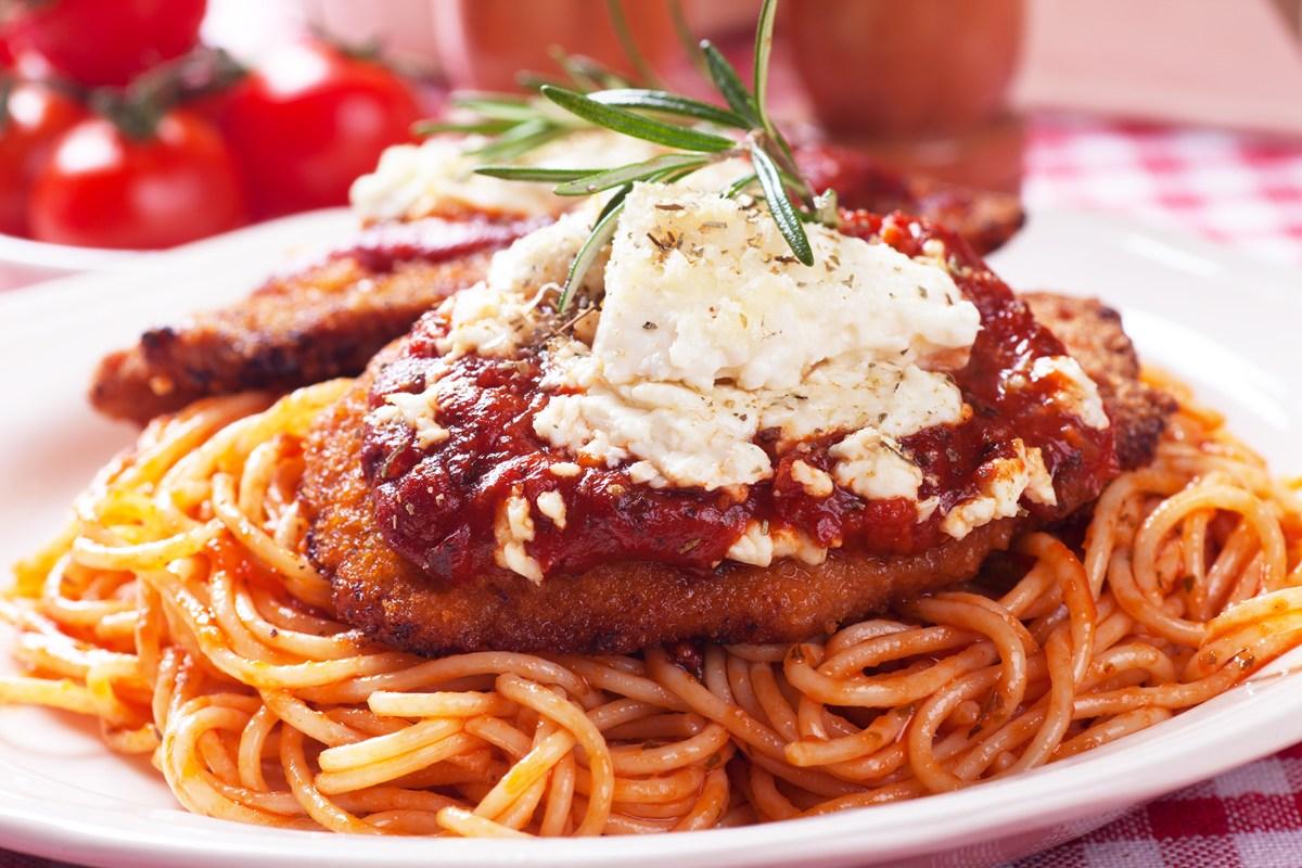 Tomato Chicken Parmesan - KitchMe