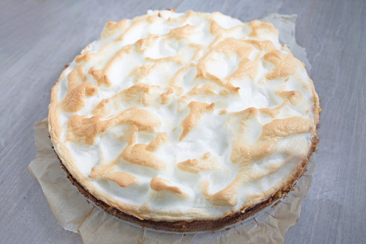 Baked Alaska Pie (Weight Watchers) - KitchMe