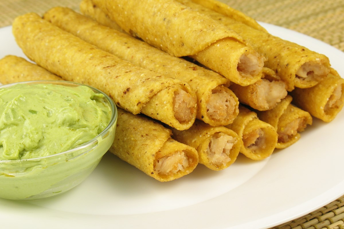 Weight Watchers Baked Chicken and Cheese Taquitos Recipe for Busy ...
