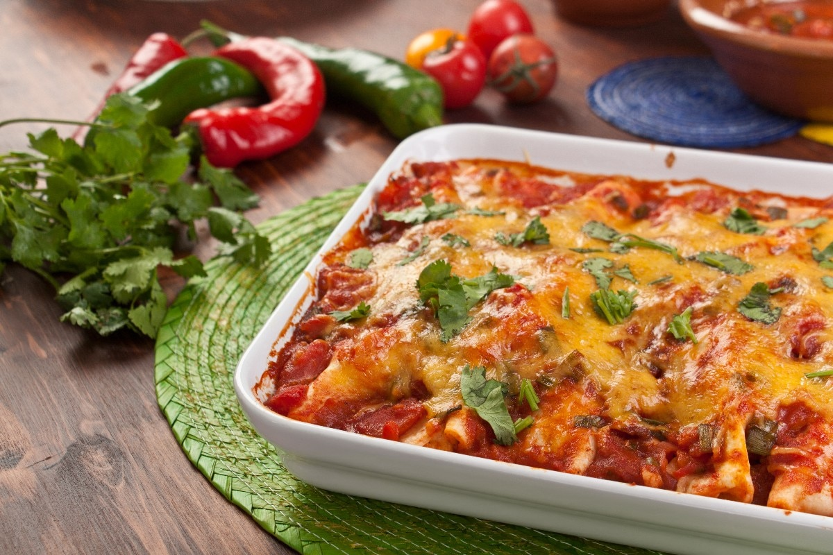 Easy mexican weight watchers recipes