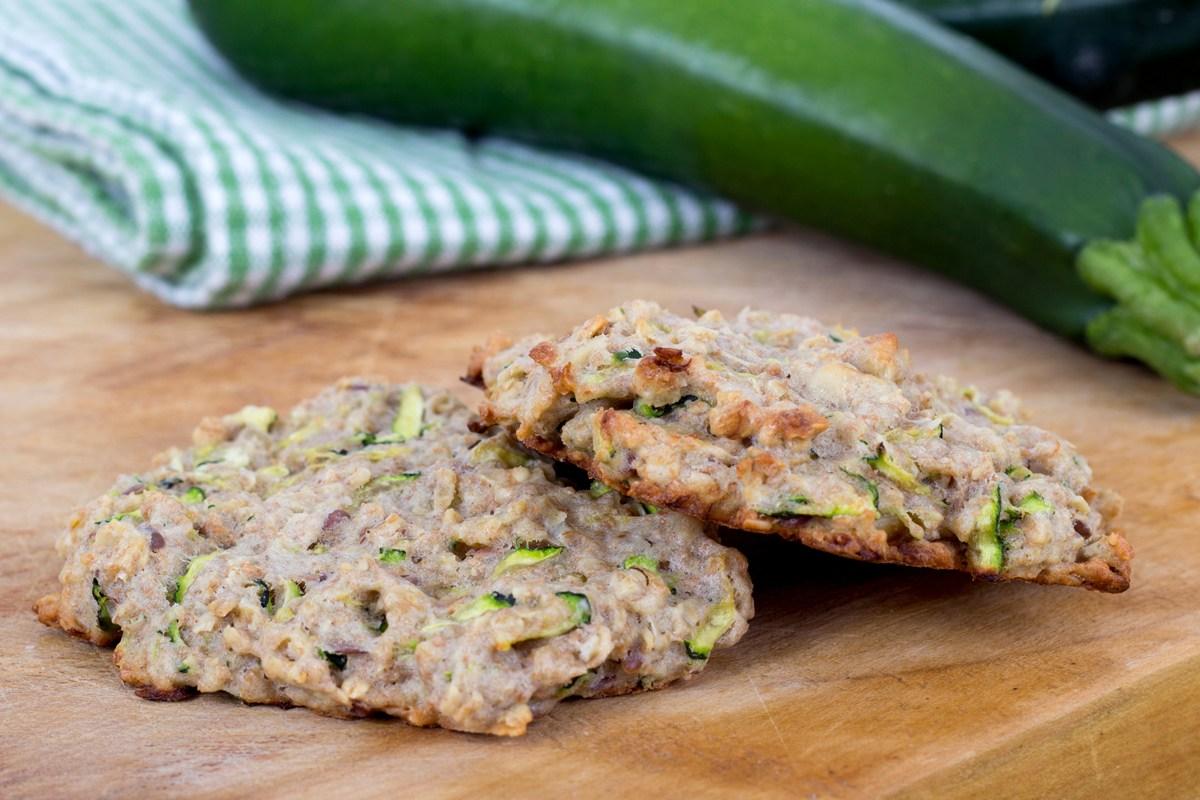 Zucchini Cookies - KitchMe
