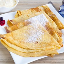 Easy Swedish Pancakes