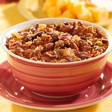 Slow Cooker Chili (Weight Watchers)