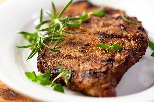 pork chops with i have a secret for you basil grilled pork chops ...