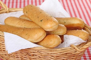 Quick Soft Breadsticks Kitchme