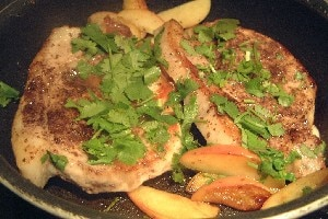 Pork Chops With Citrus And Spice