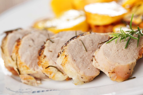 Basic Roasted Pork Tenderloin (3 Ww Points)