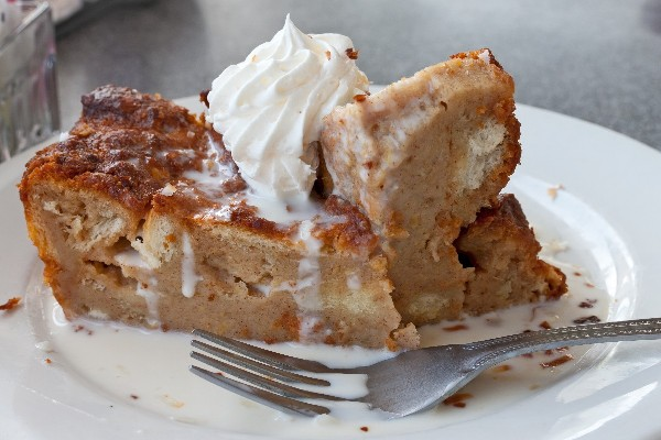 Butterscotch Bread Pudding | KitchMe