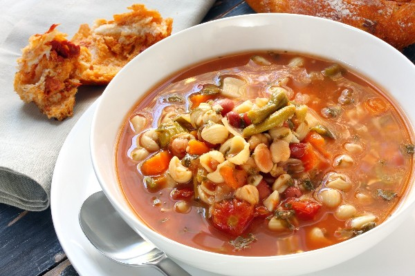 Catherine's Spicy Chicken Soup | KitchMe