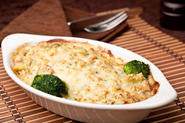 Cheesy Mushroom And Broccoli Casserole Kitchme