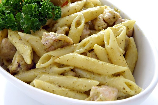 Good food recipes » Lemon caper chicken recipe pasta