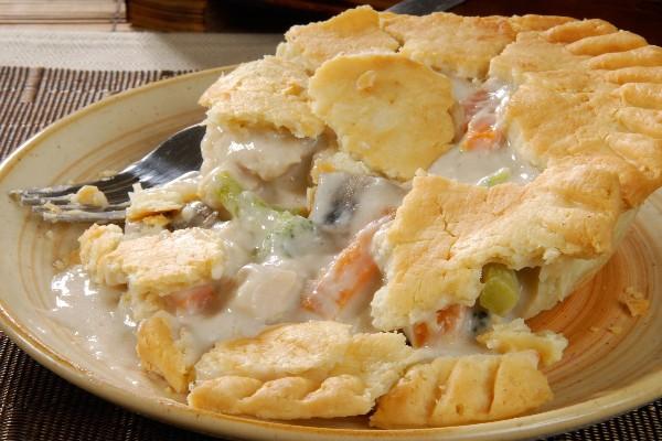 Chicken Pot Pie IX | KitchMe