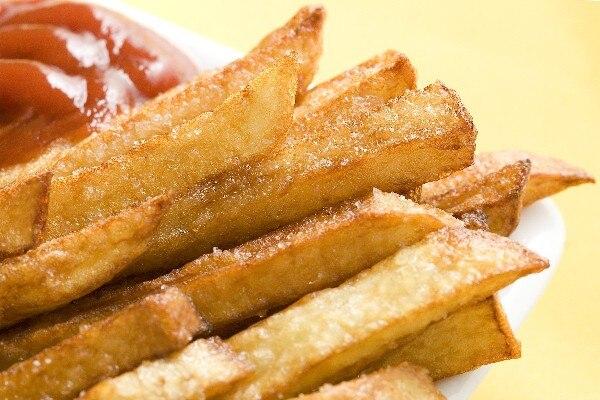 Crispy Turnip 'Fries' | KitchMe