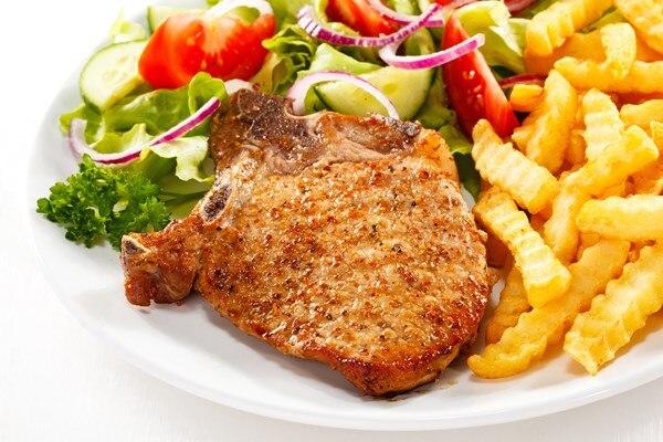 Easy Pan Fried Pork Chops